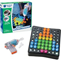 Educational Insights Design & Drill Juego de Brightworks Obras Brillantes