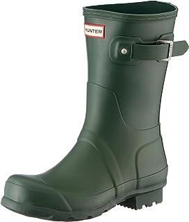 9cc52fe318bb Hunter Women s Original Short Gloss Rain Boots