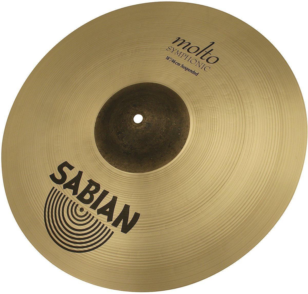Sabian 16'' AA Molto Symphonic Suspended, Brass, inch (21689) by Sabian