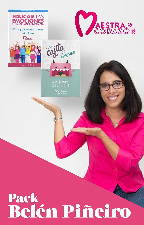Pack Belén Piñeiro (2 ebooks) Educar las emociones en la primera ...