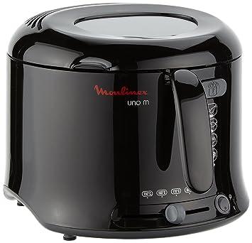 Moulinex AF125810 - Freidora, 1600 W, color negro