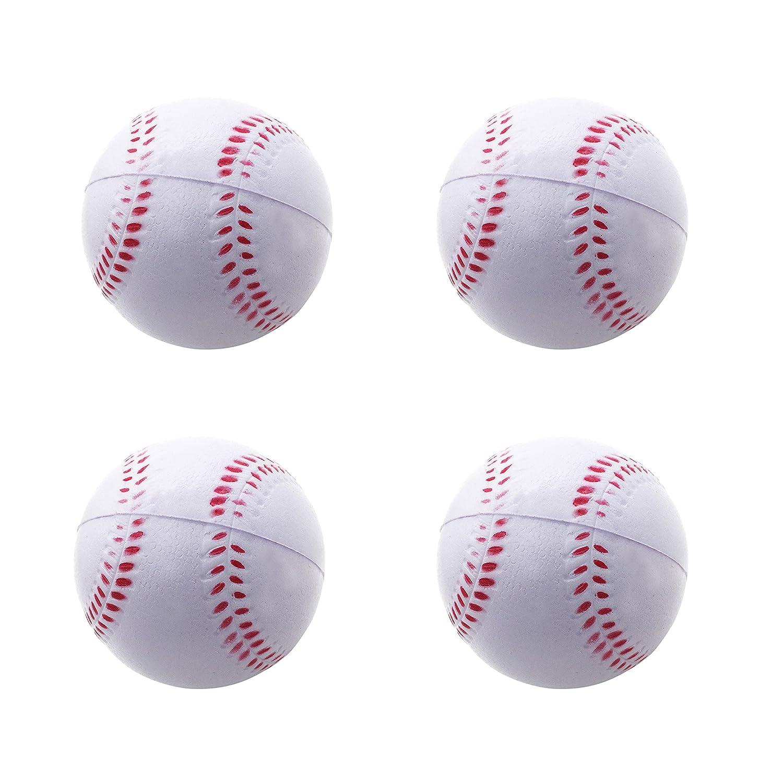 X-Sports Schaum-Training Baseball Weiche Softball Set von 4