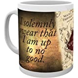"""Harry Potter """"Marauders Map"""" Ceramic Mug"""