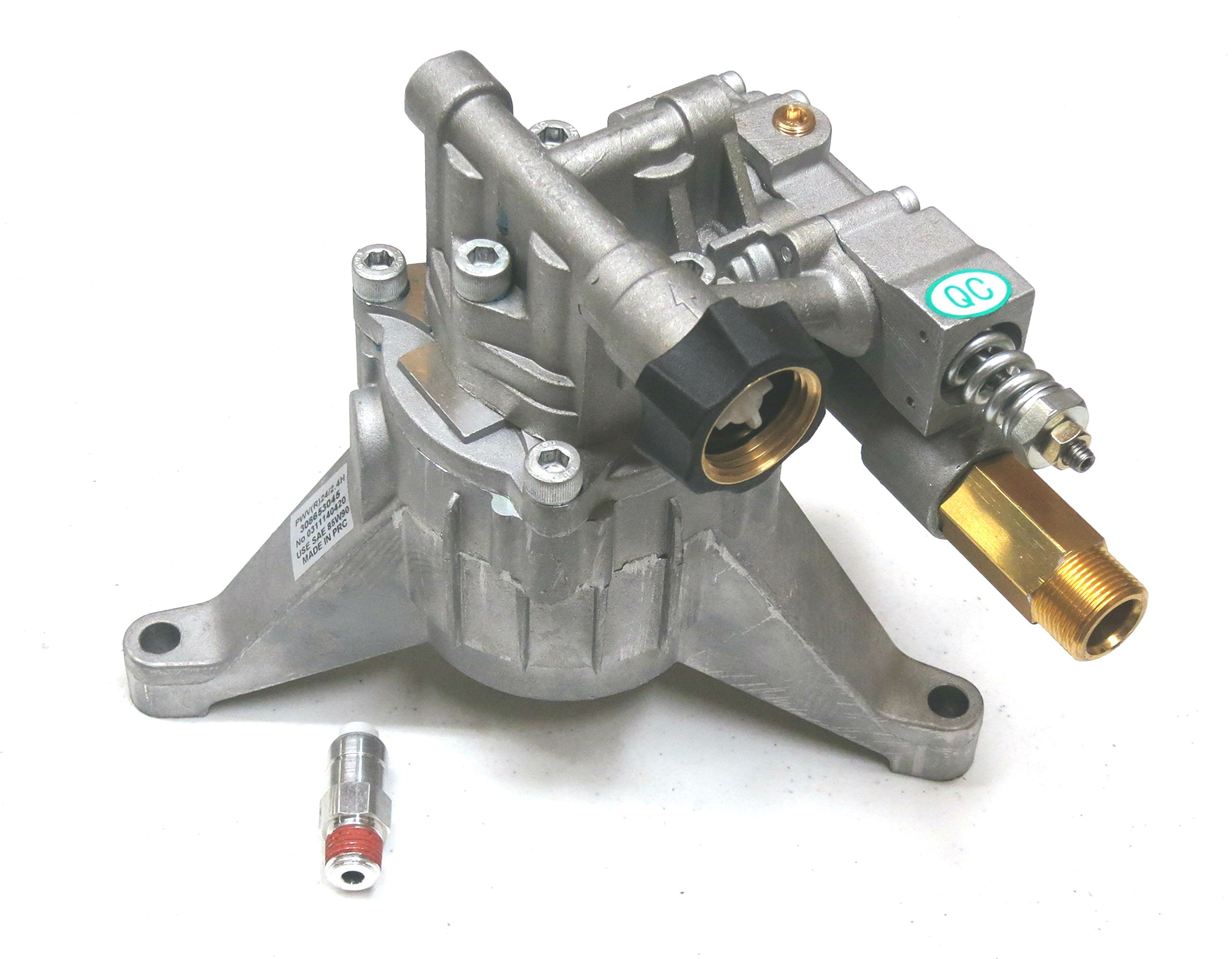 Himore 2800 psi POWER PRESSURE WASHER WATER PUMP Troy-Bilt 020568 020568-00 by Haliniose