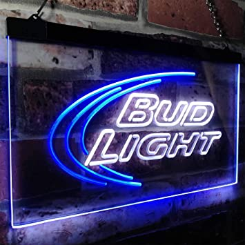 Amazon.com: zusme Bud Light - Cartel de neón con luces LED ...