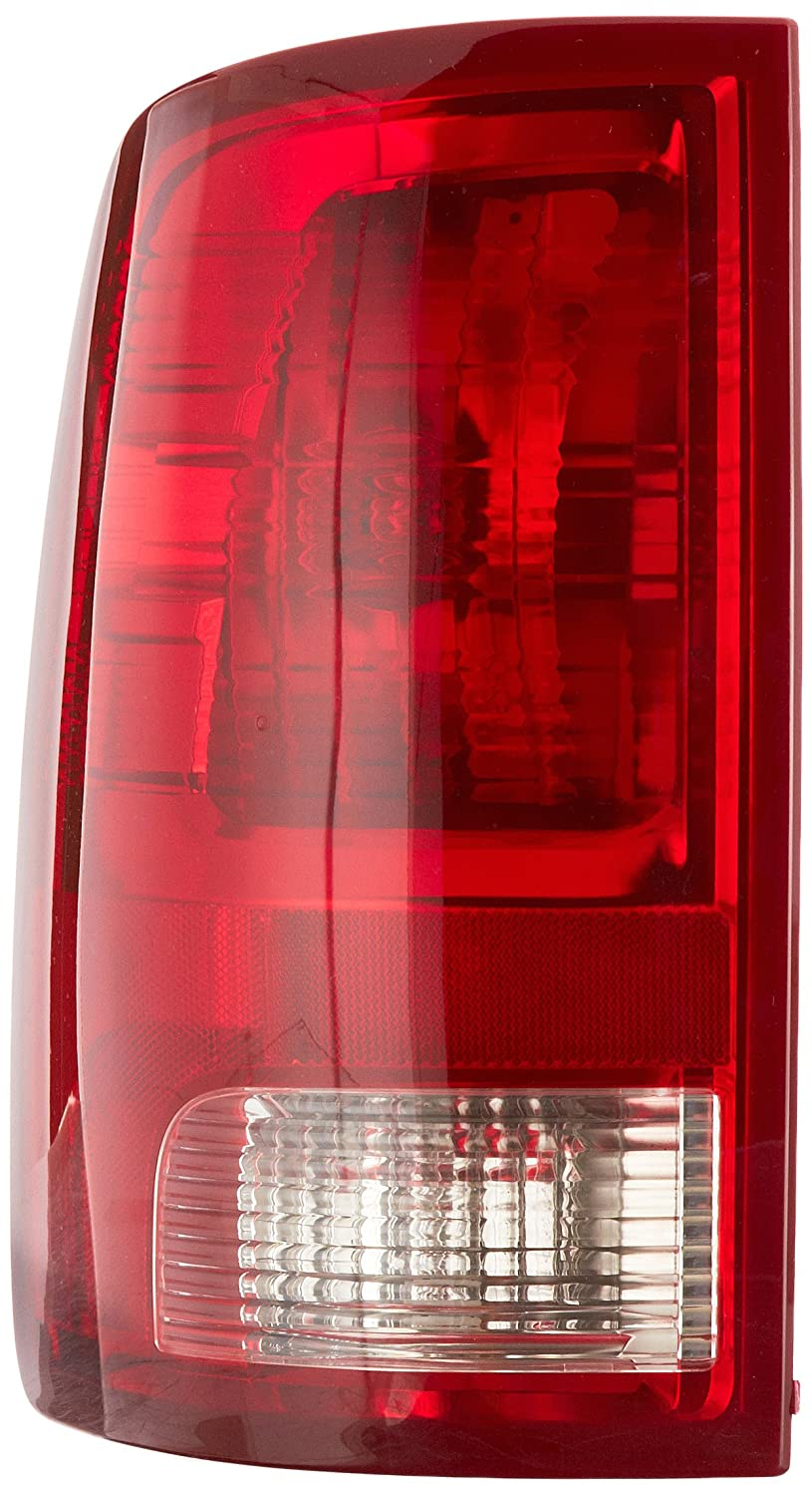 OE Replacement Dodge Pickup Driver Side Taillight Lens/Housing (Partslink Number CH2818124) Unknown