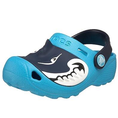 Buy Crocs Toddler/Little Kid Shark Clog