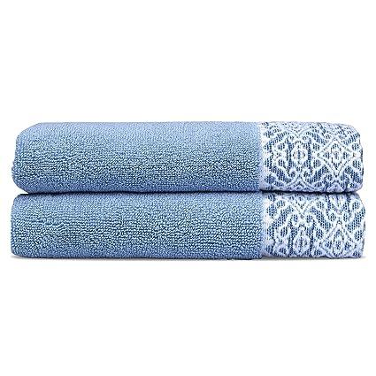 Juego de toallas de mano, 700gsm, puro algodón super suave