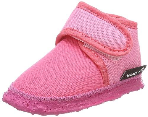 Nanga Luna, Mocasines para Bebés Que Gatean, (Pink), 19 EU: Amazon.es: Zapatos y complementos