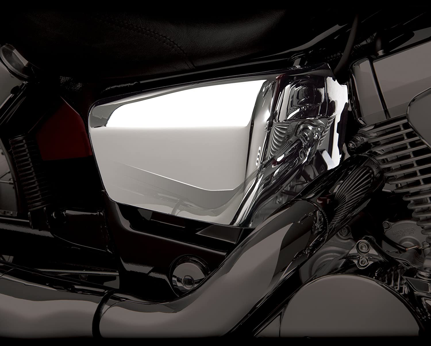 Show Chrome Accessories 53-427 Side Cover