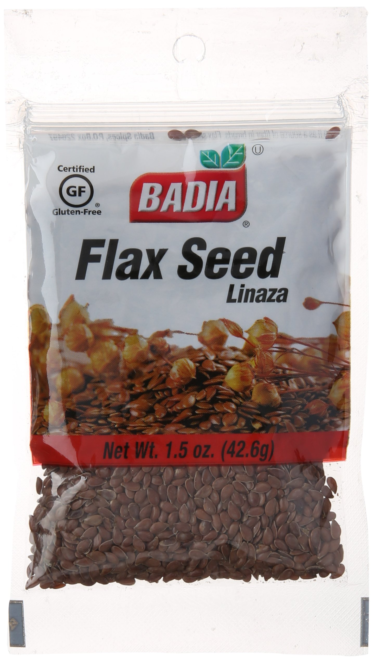 BADIA FLAX SEED CELLO 1.5OZ