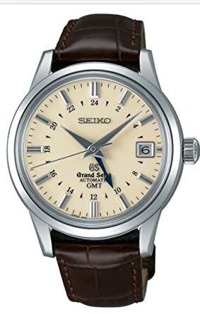 Grand Seiko Wristwatch Mechanical Model Sbgm021