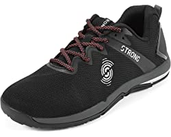 Strong iD Fly Fit Athletic Workout Shoes for Women with High Impact Support