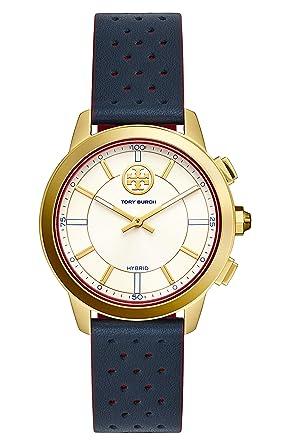Amazon.com: Tory Burch TBT102 - Reloj inteligente híbrido ...