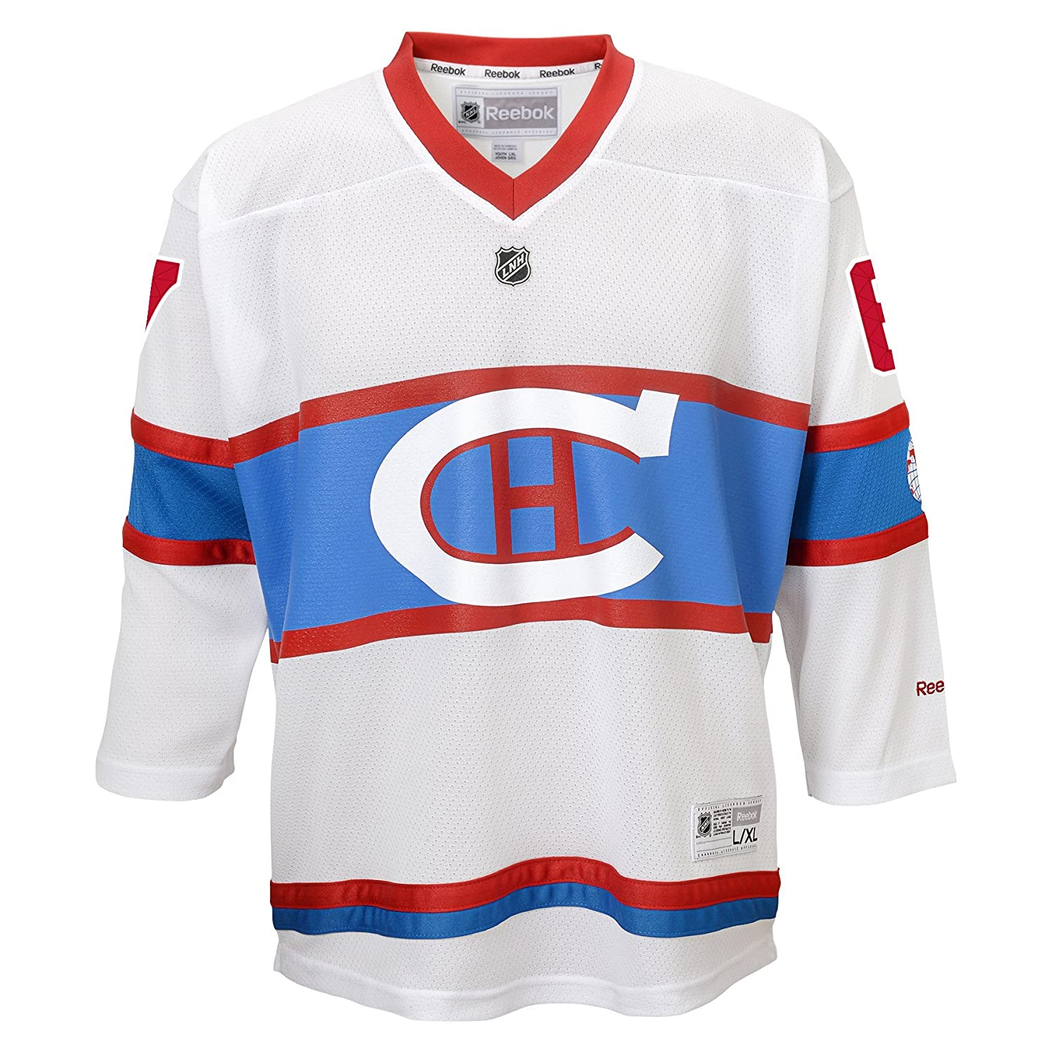 9fd61320bf849 Amazon.com : NHL Montreal Canadiens Max Pacioretty #67 Boys 4-7 ...