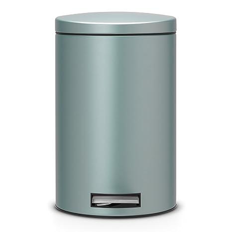 Amazon.com: Brabantia – Cubo de la basura con pedal, para ...