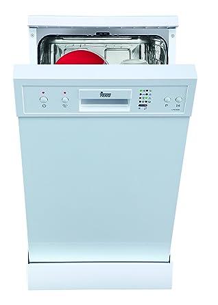 Teka LP8 400 Independiente 9cubiertos A+ lavavajilla - Lavavajillas (Independiente, Blanco, Slimline (45 cm), Blanco, Botones, 9 cubiertos)