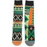 Stance Men's Casual 200 Black Sea Socks L/XL (9-13)