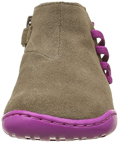 14a7c3ca1a785 Camper Peu Cami Kids Bottes Chelsea Fille Marron (Medium Brown 002) 34 EU   Amazon.fr  Chaussures et Sacs