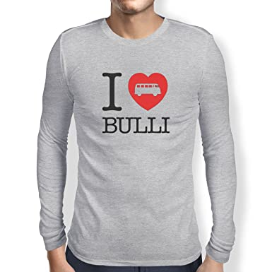 Texlab Damen I Love Bulli T1 T-Shirt