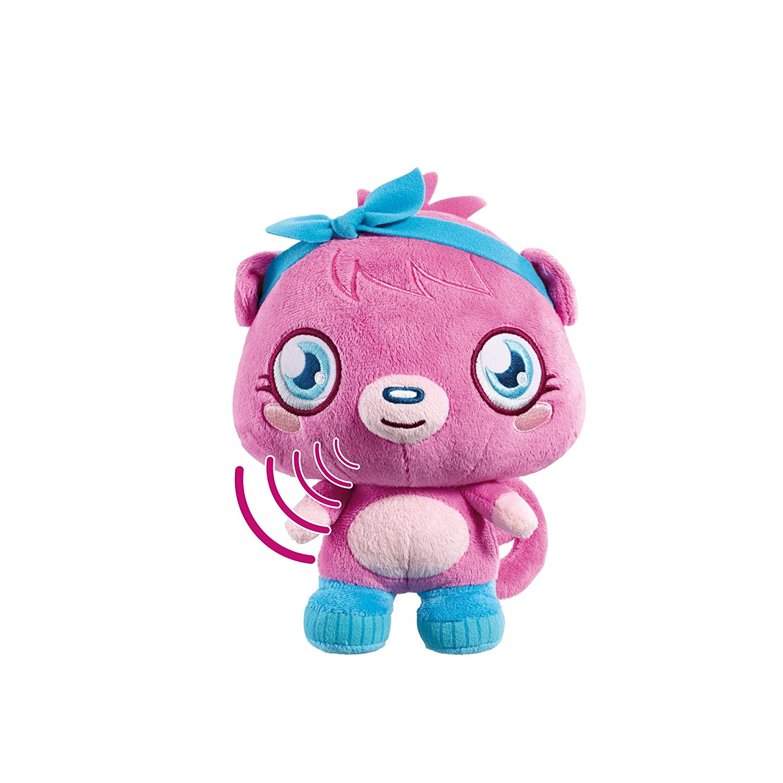 Moshi monsters talking poppet plush amazon co uk toys games