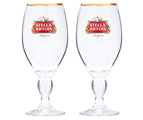 Stella Artois 2-Pack Original Glass Chalice