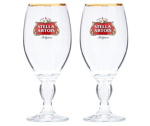 Stella Artois 2-Pack Oryginalny szklany kielich