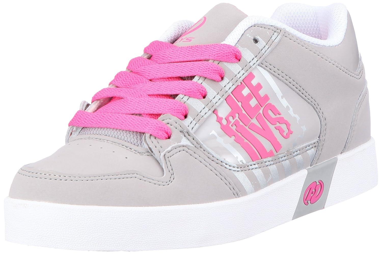 Heelys CAUTION 7792 - Zapatillas para niños, color gris, talla 34: Amazon.es: Zapatos y complementos