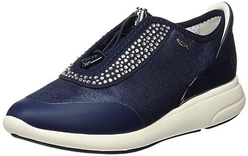 583b1eb7af2 Geox D Ophira E, Zapatillas para Mujer: Amazon.es: Zapatos y complementos