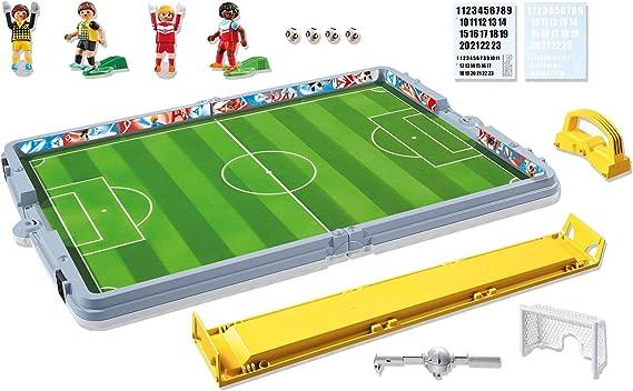 Playmobil-6857 Action Man Playset, Color, Miscelanea (6857 ...
