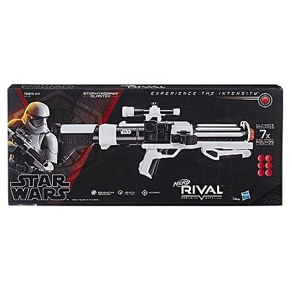 Amazoncom Nerf Star Wars First Order Stormtrooper Blaster Toys