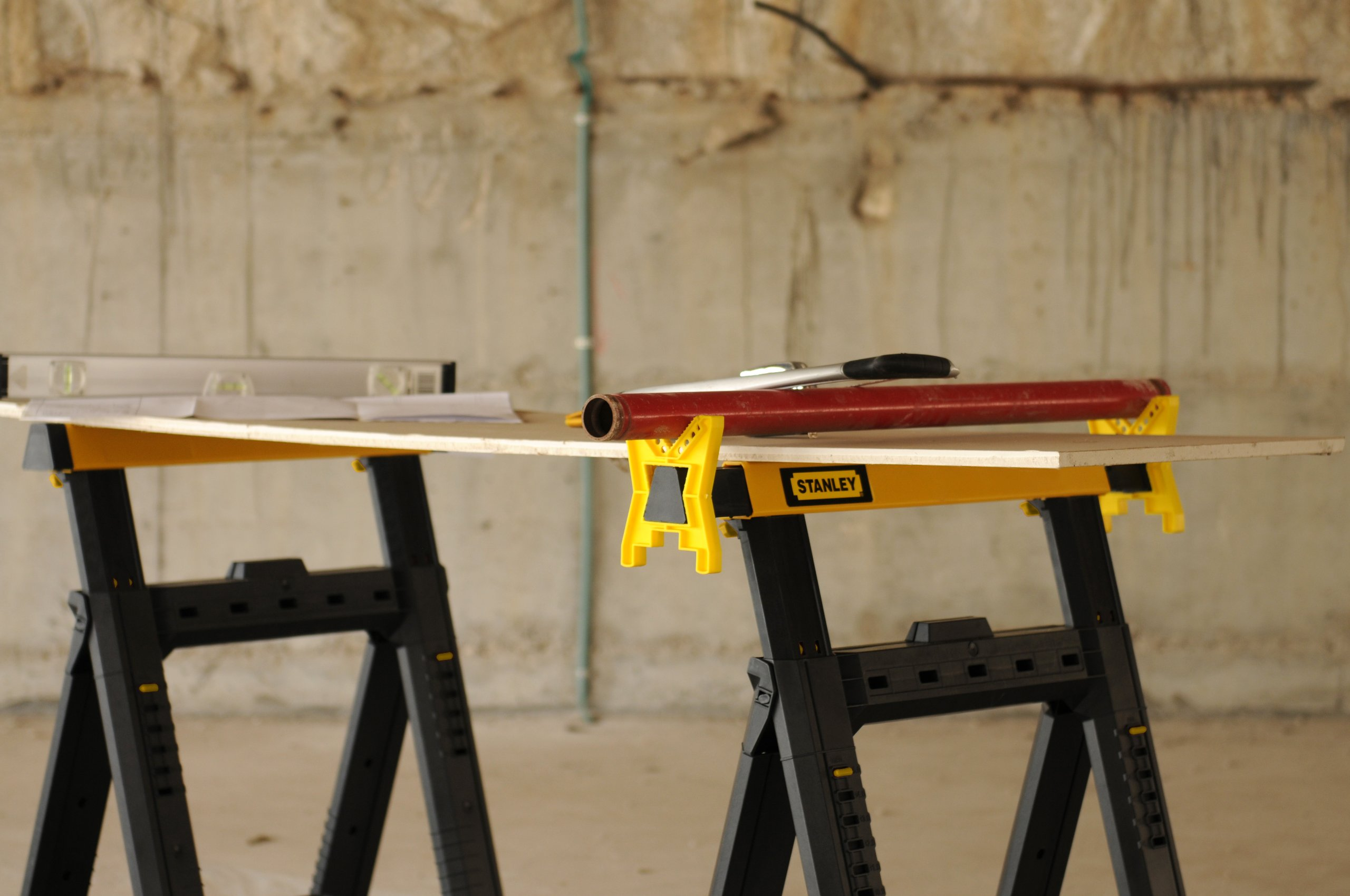 Stanley STST60626 Adjustable Sawhorse Twin Pack by Stanley (Image #4)