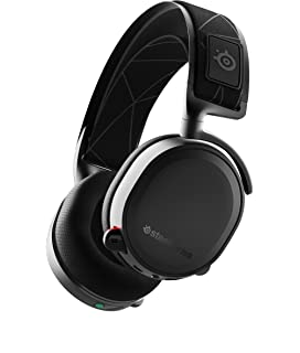 SteelSeries Arctis 7 (2019 Edition) Lossless Wireless Gaming Headset with  DTS Headphone X 36f867366f