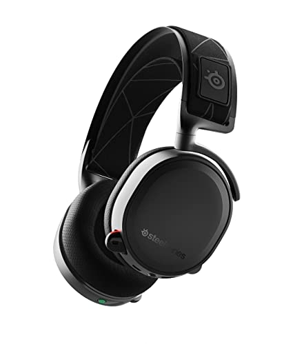 54a000302d0 Image Unavailable. Image not available for. Colour: SteelSeries Arctis 7  (2019 Edition) Lossless Wireless Gaming Headset ...