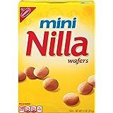 Nilla Wafers Mini Vanilla Wafer Cookies, 11 oz Box