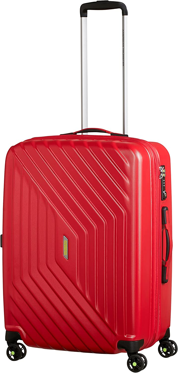 Air Force 1 Spinner 55//20 Bagage Cabine Flame Red 55cm-34L American Tourister Rouge
