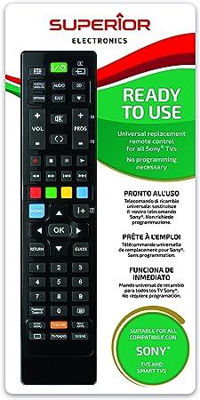 Superior a Distancia TV Universal para Todos los televisores Smart ...