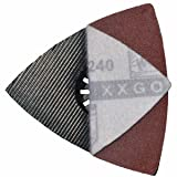 XXGO 80mm 3-1/8 Inch Triangle Hook & Loop