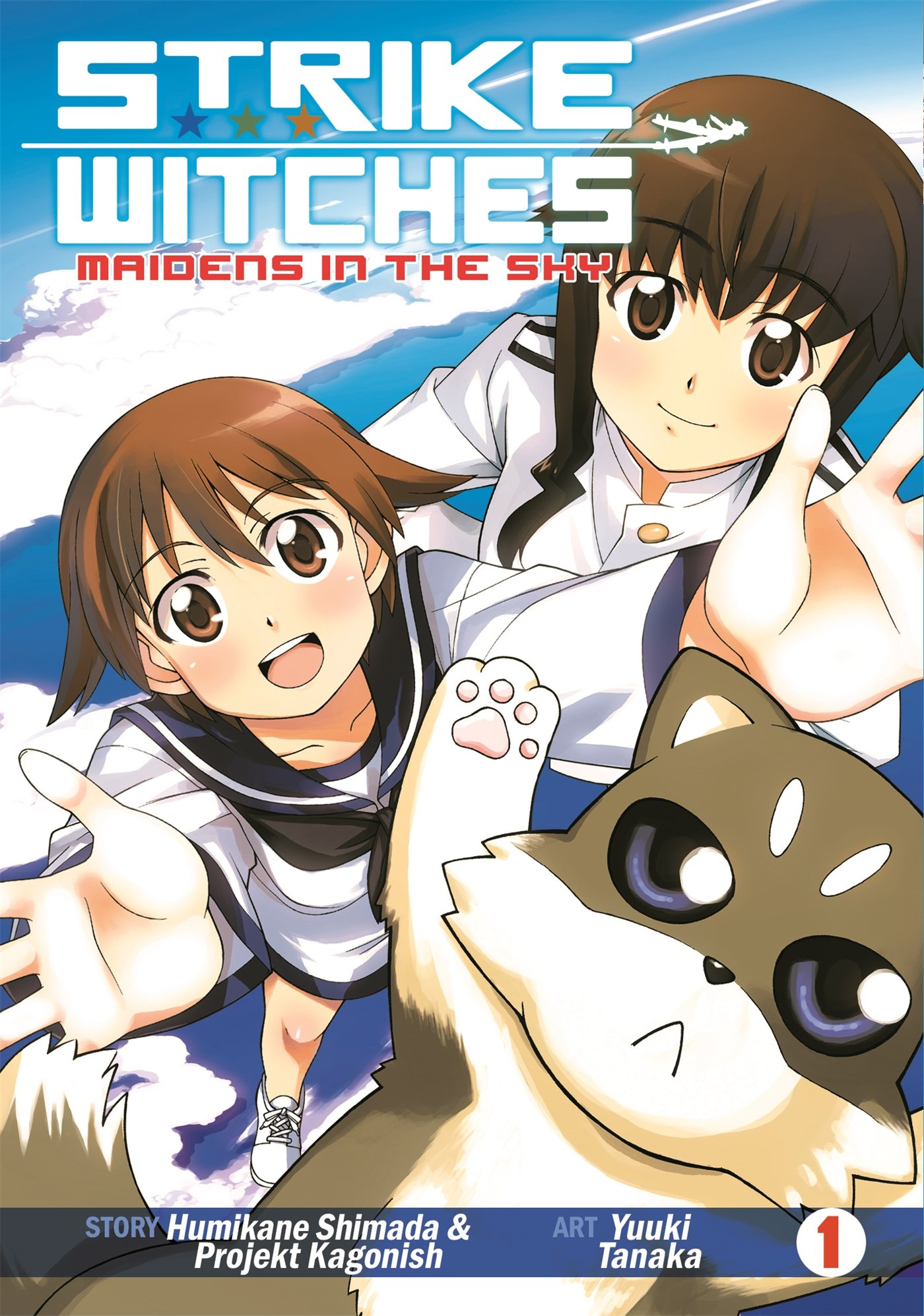 Strike Witches: Maidens in the Sky Vol. 1 PDF