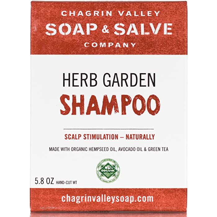 Top 10 Herb Garden Shampoo And Conditioner