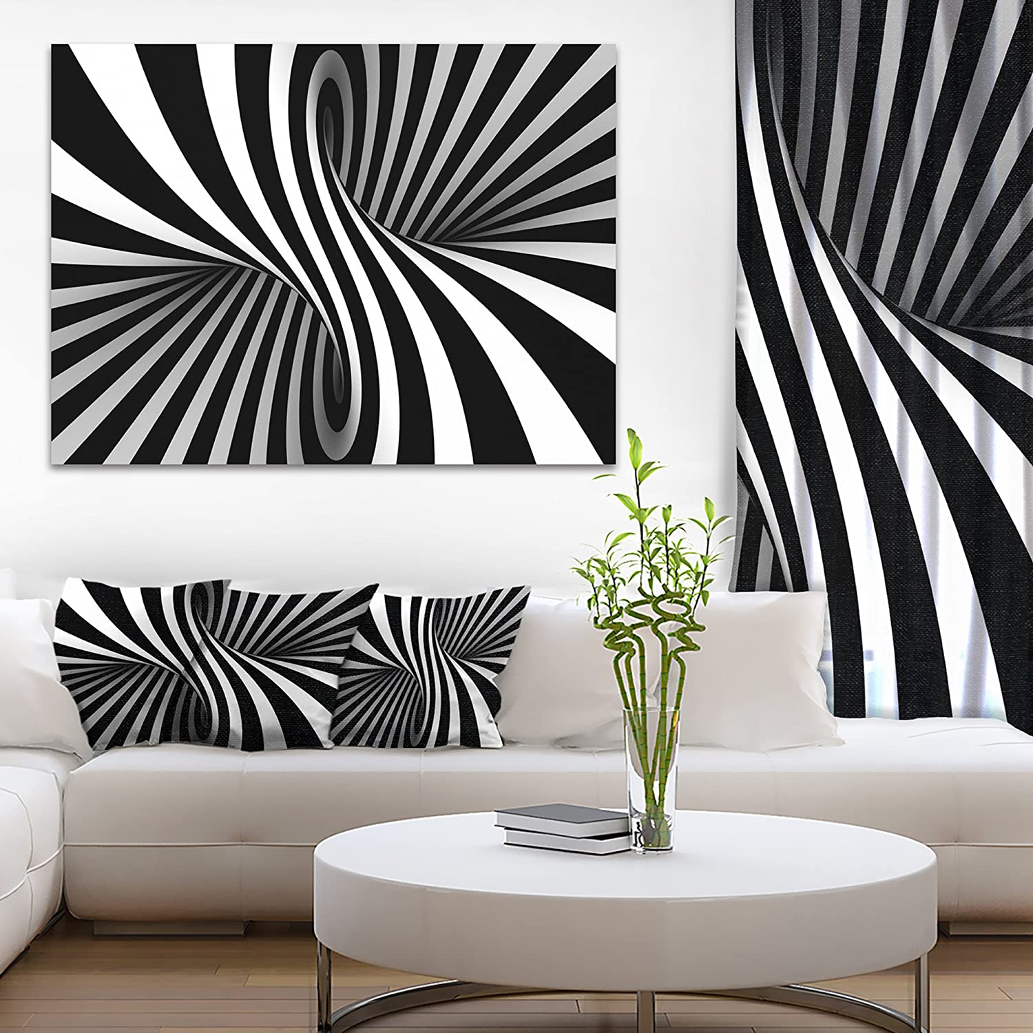 40 by 26//1.5 Deep iCanvasART 1 Piece Were of f to See The Wormhole Canvas Print by Hillary White
