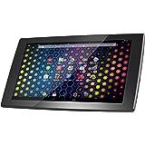 Archos 101 Neon Tablet, 8GB, Schermo da 10.1'', Quad Core da 1.4 GHz, Nero [Italia]