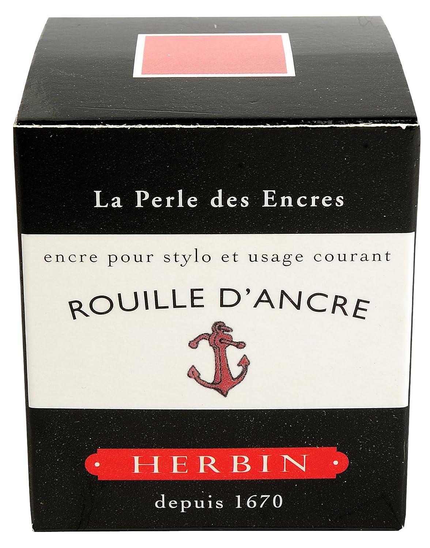 J.Herbin 13028T - Tinta para rellenadora, 30 ml, color rosa: Amazon.es: Oficina y papelería