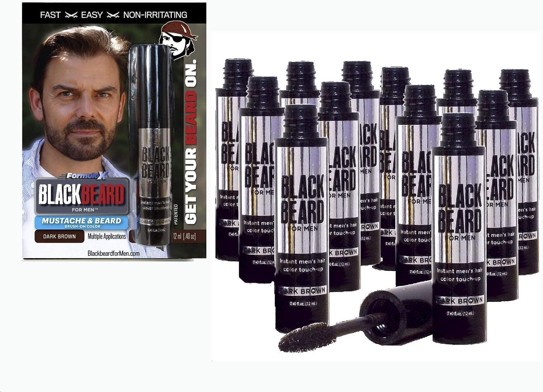 Barbanegra para hombres – temporal cepillo de color 12 ml ...