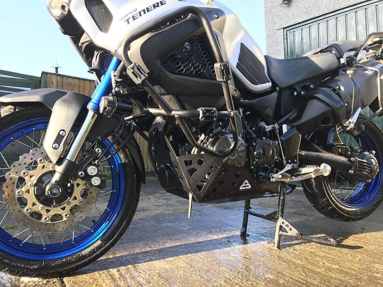 Yamaha Super Tenere//XT1200Z 2010-2013 Black Engine Guard ACD Skid Bash Plate