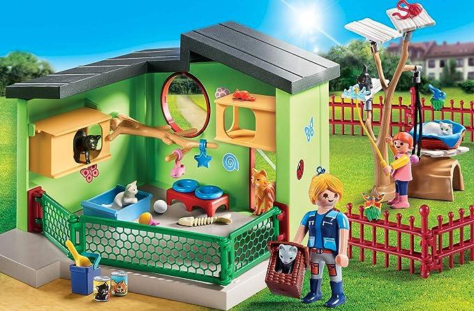 Playmobil 9275 Tierhotel Pfötchen Spiel