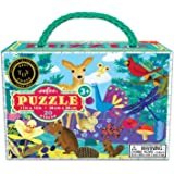 20 Jumbo Piece Puzzles, Illustrations by Melissa Sweet and Kevin Hawkes, Life on Earth