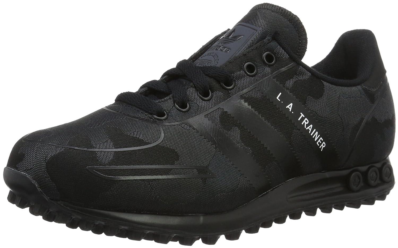 Adidas La Trainer Wv Turnschuhe, Schwarz B01HJXQ5S6