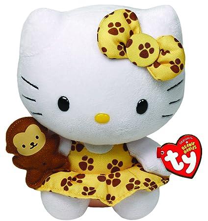 b560f99f757 Amazon.com  Ty Hello Kitty - Safari  Toys   Games