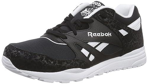 Ventilator is, Zapatillas de Running para Hombre, Azul/Blanco (Collegiate Navy/White), 40 EU Reebok
